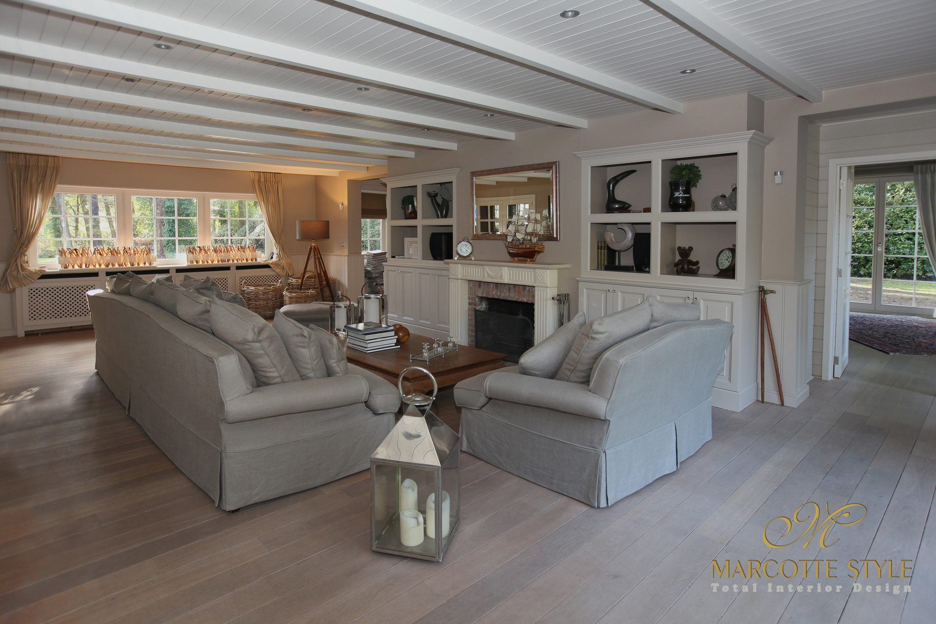 interior architect country style - Marcotte Style