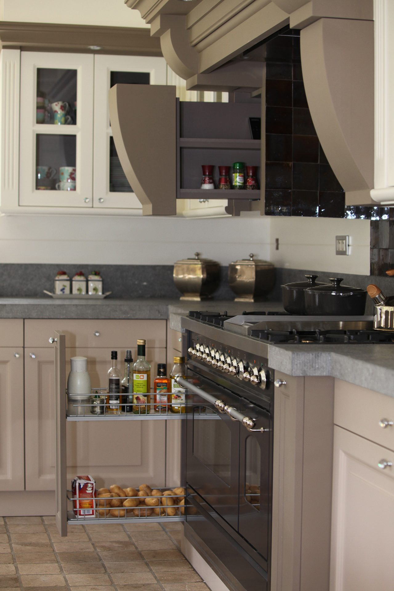 The most beautiful kitchens - Marcotte Style