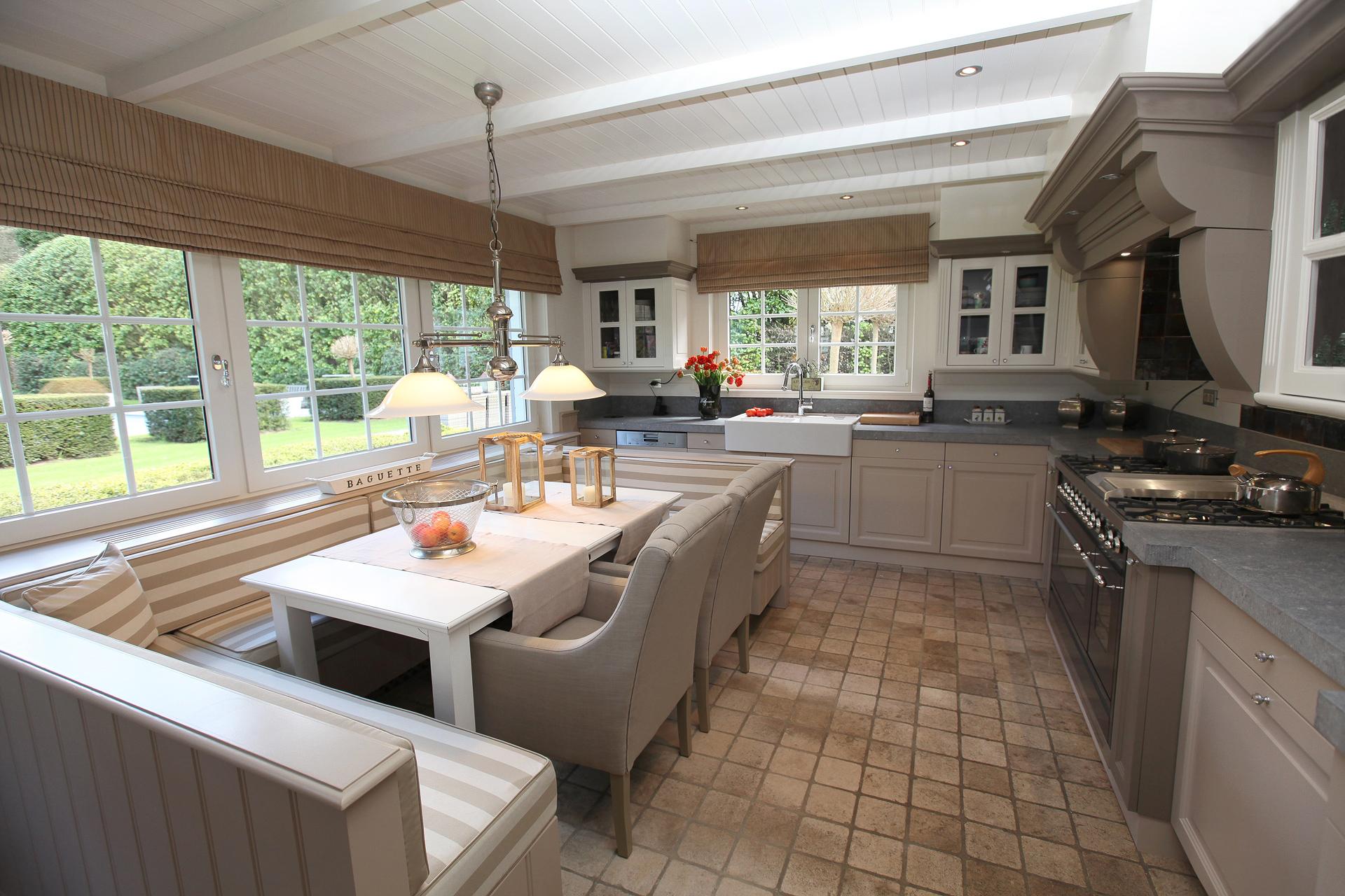 Bekend Mooiste keukens - Marcotte Style #DX68