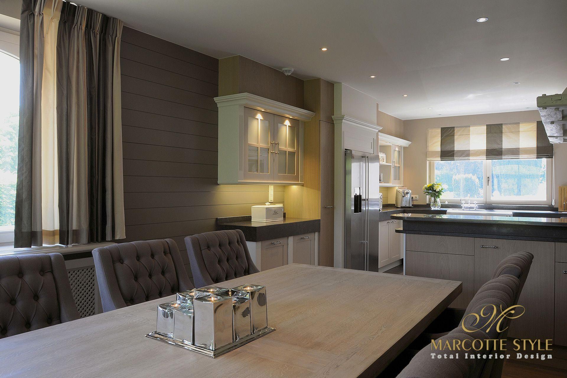 Architecte d'intérieur Grimbergen - Marcotte Style