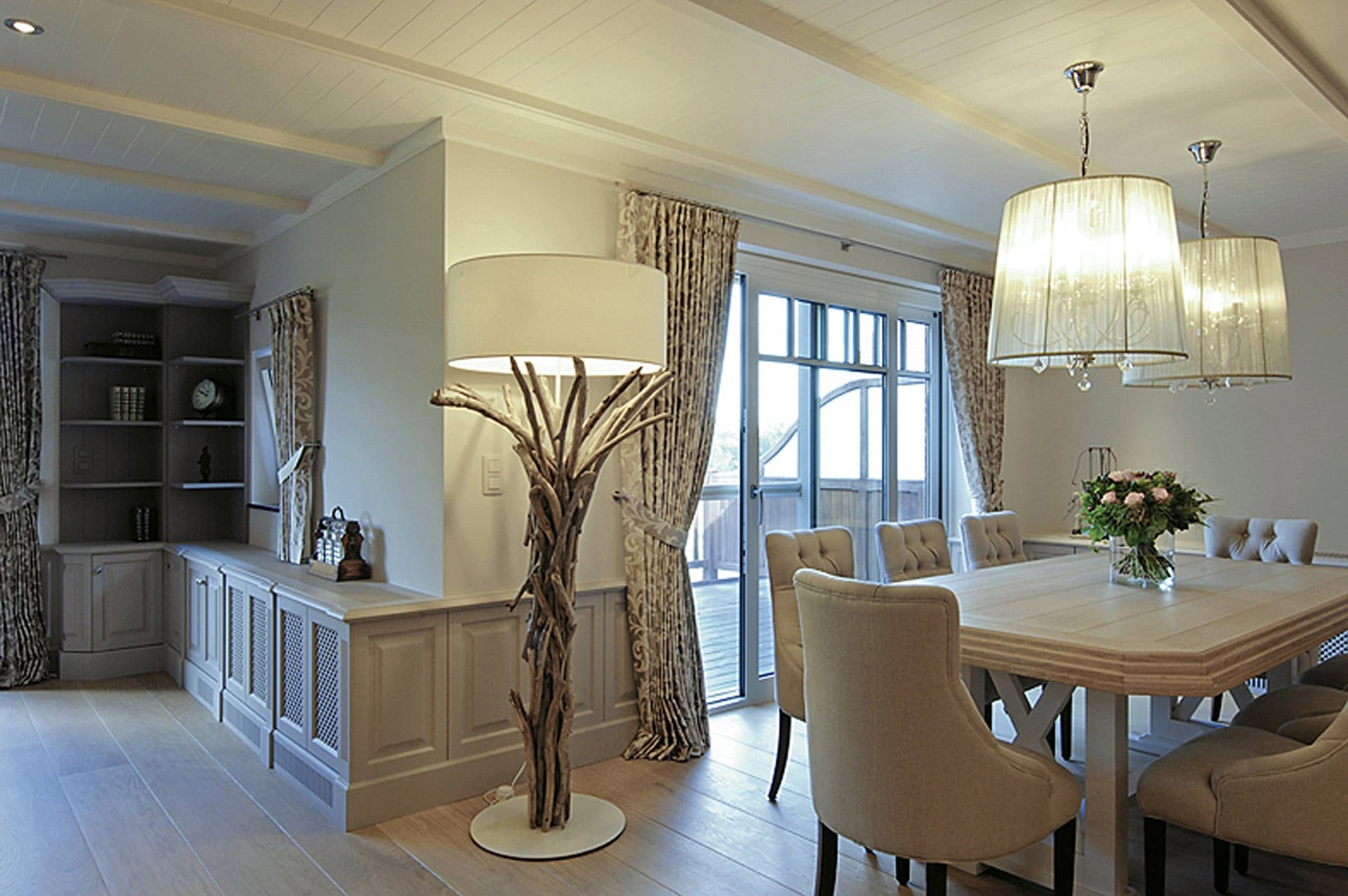 Cottage Interieur - Marcotte Style