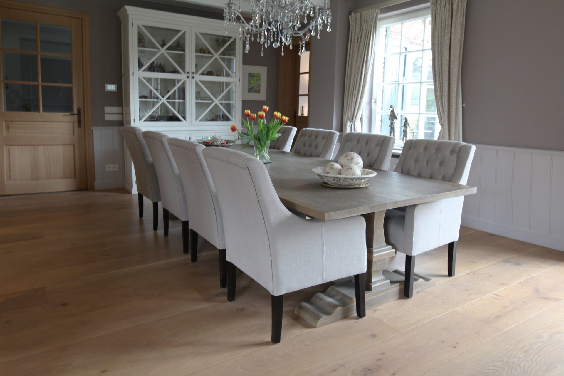 Rural dining rooms - Marcotte Style
