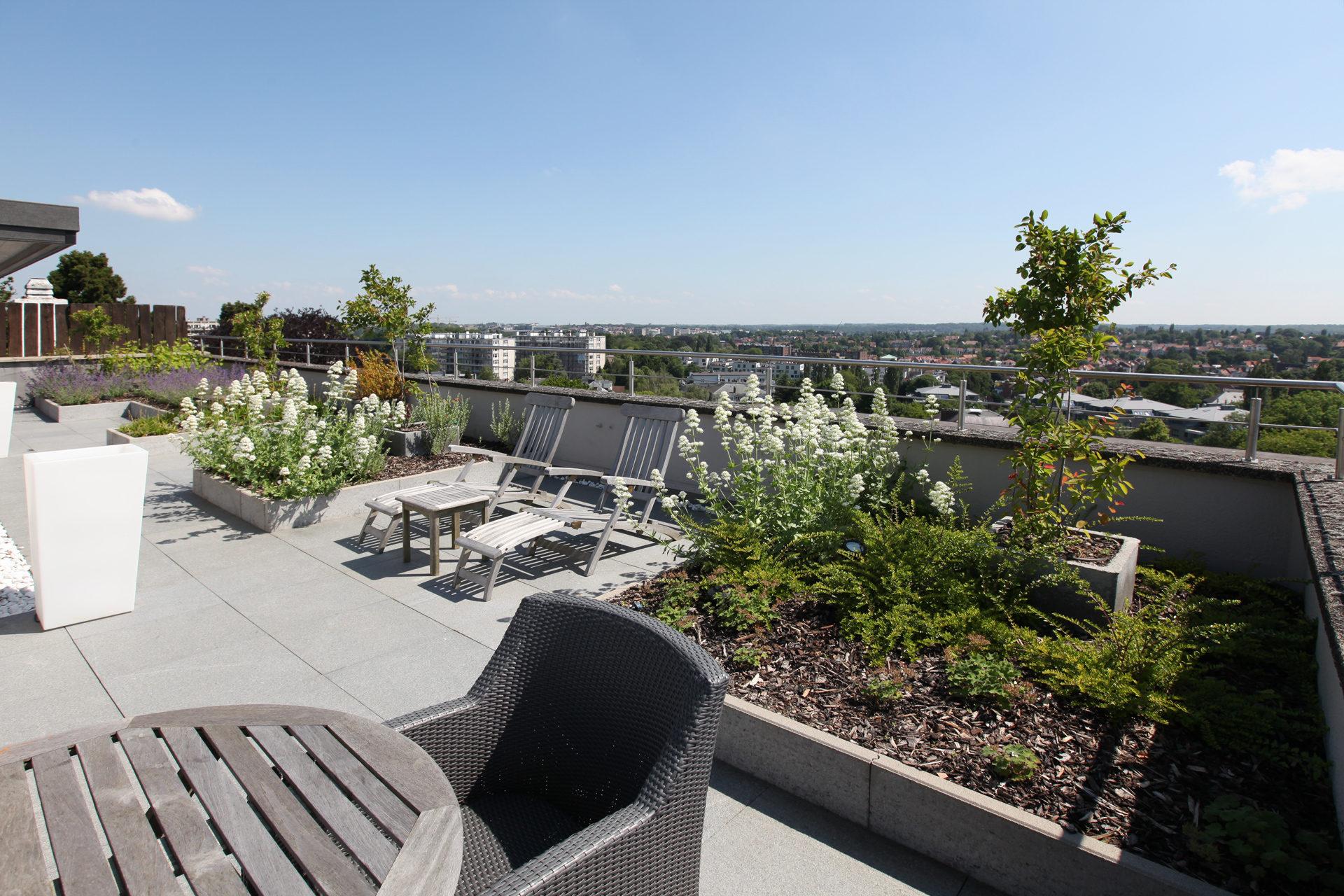 Dakterras design simple luxe dakterras juist omdat daken vaker