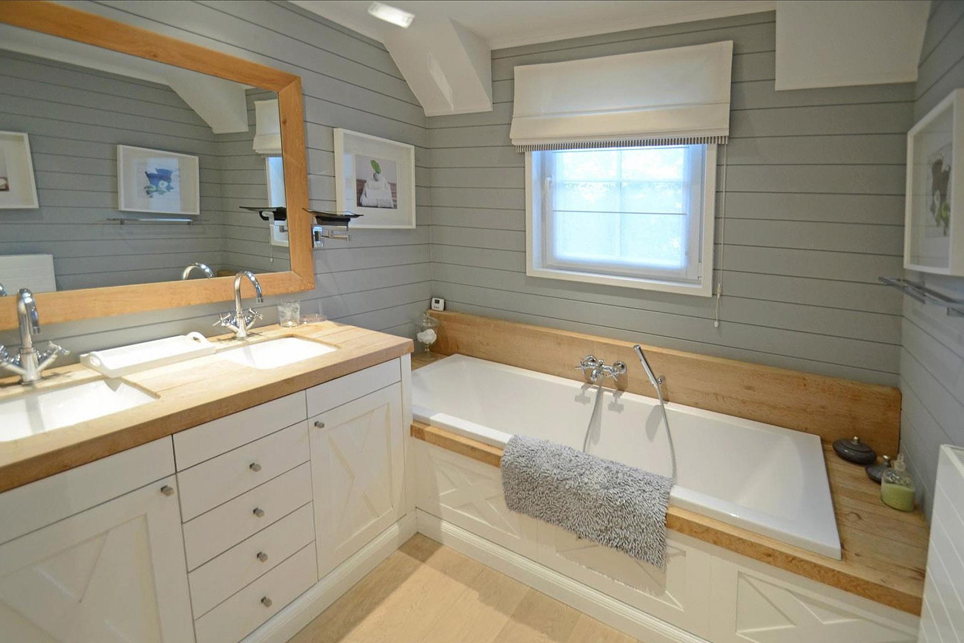 Salle de bains sur mesure - Marcotte Style
