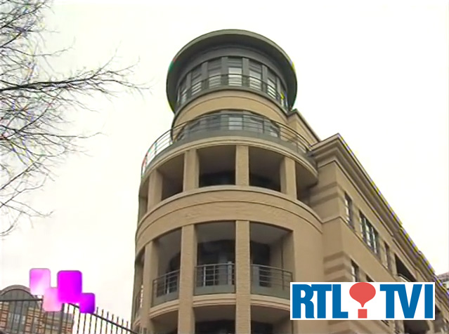 TV reportage 2006 Appartement naast EEG