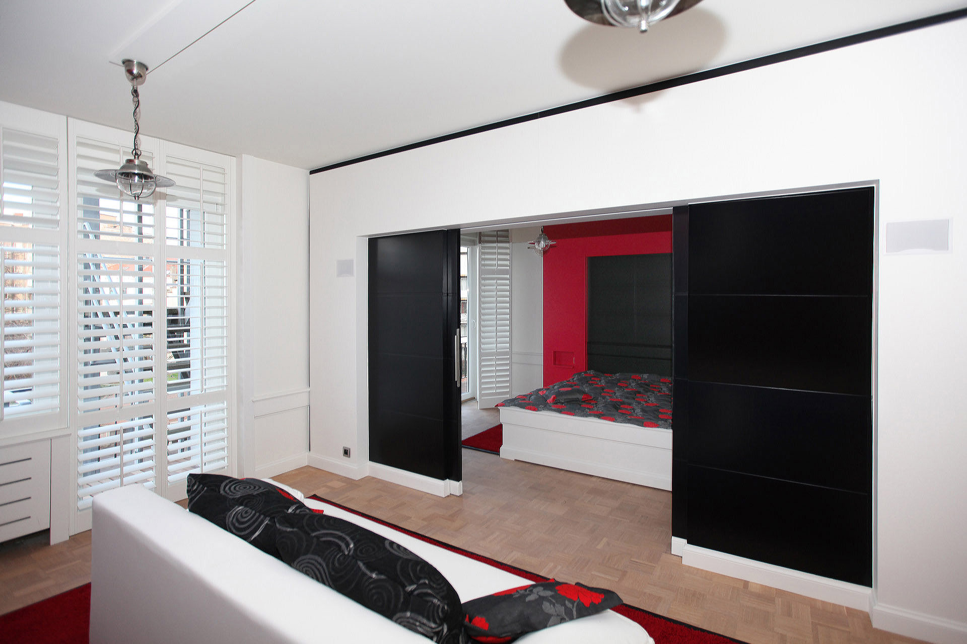 Modernes Interieur - Marcotte Style
