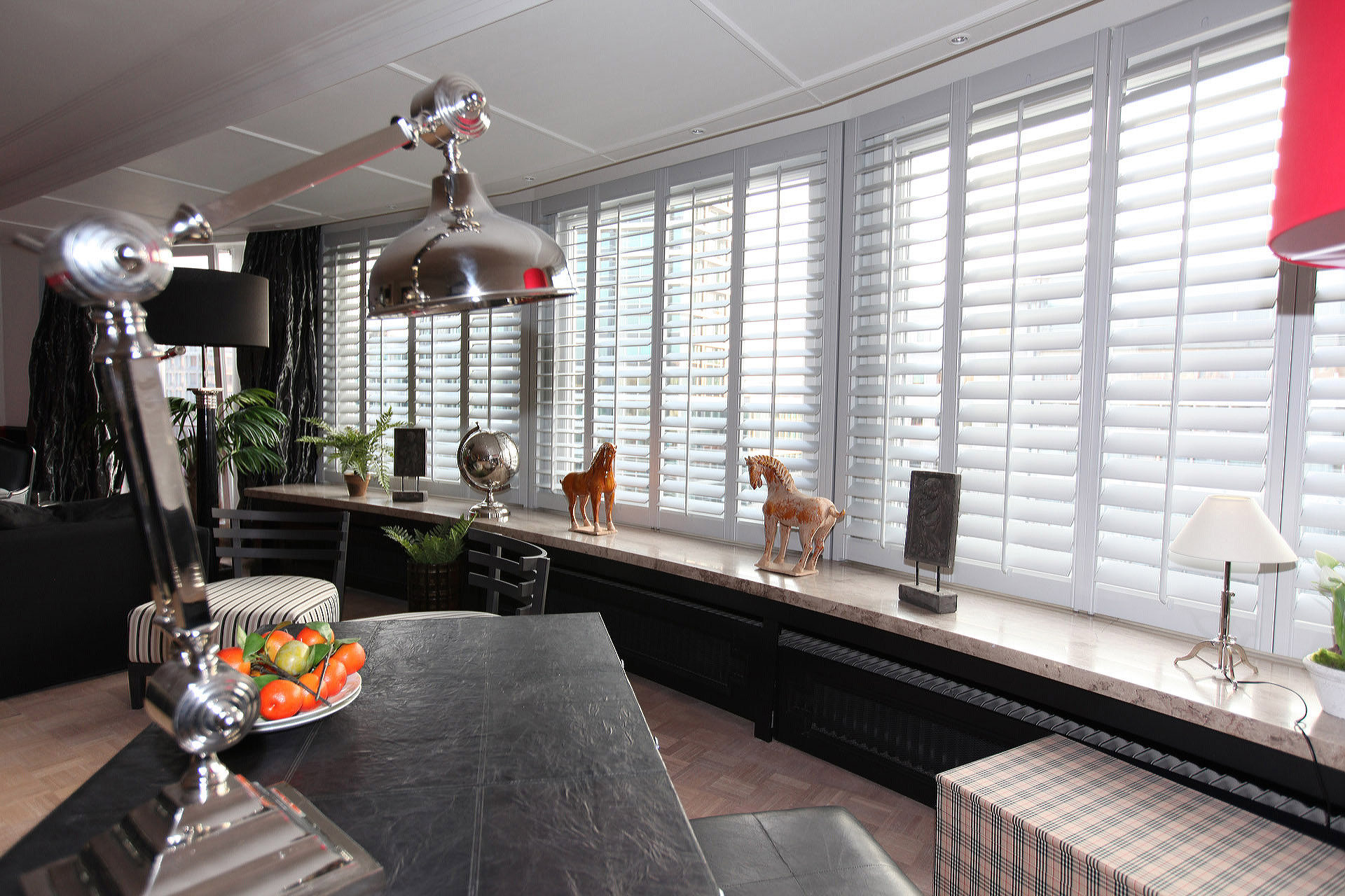 Shutters and Blinds - Marcotte Style