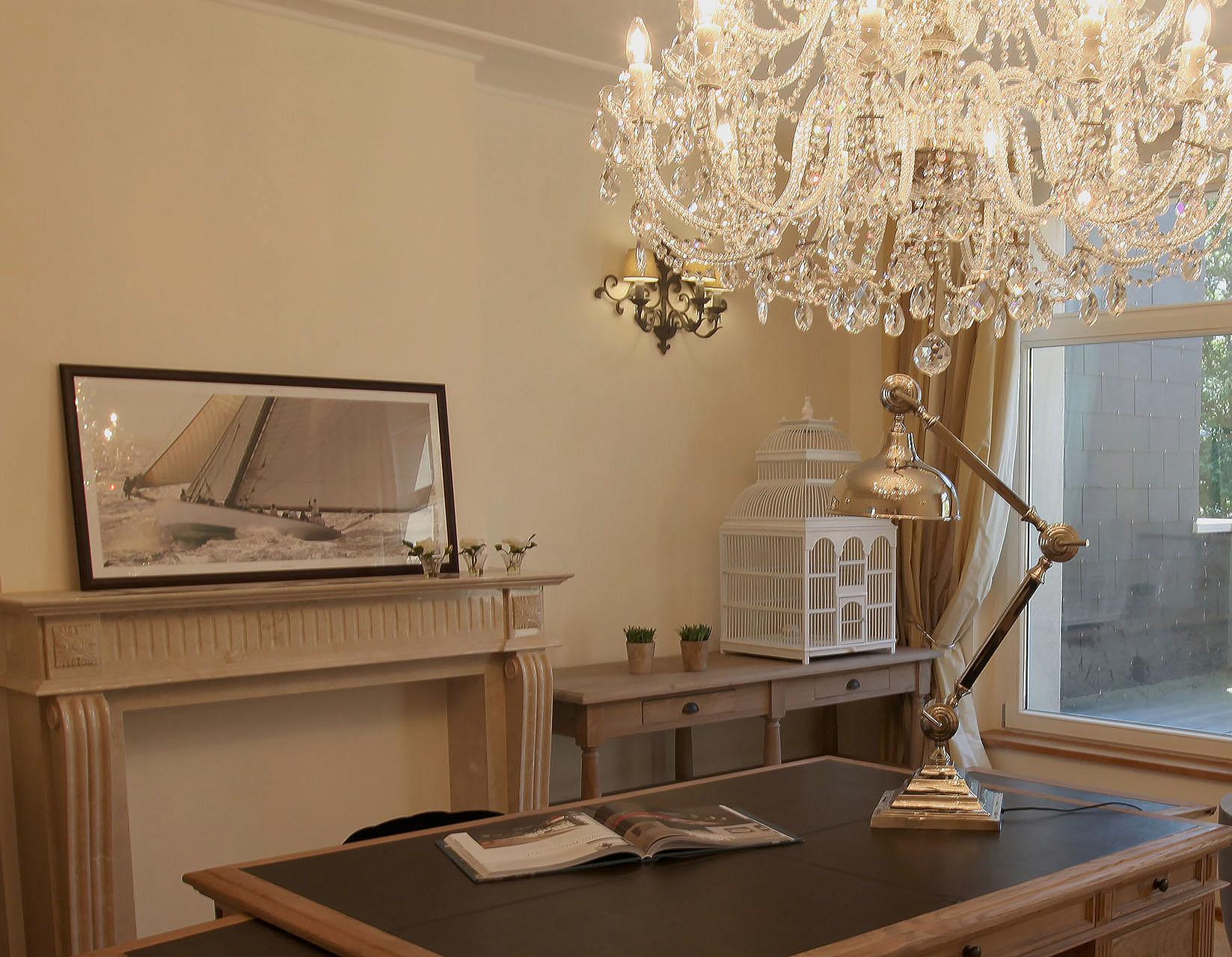Ambassade Brussel - Marcotte Style