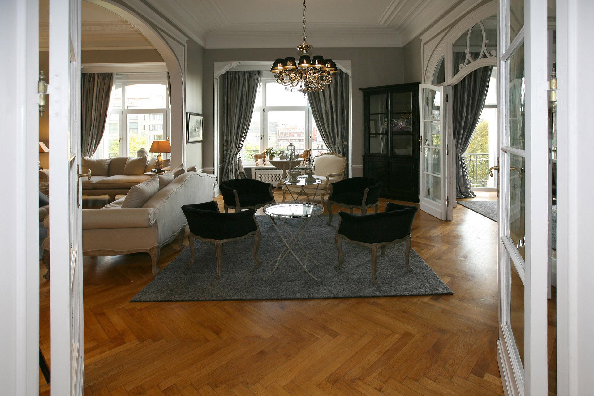 Retro design interieur - Marcotte Style