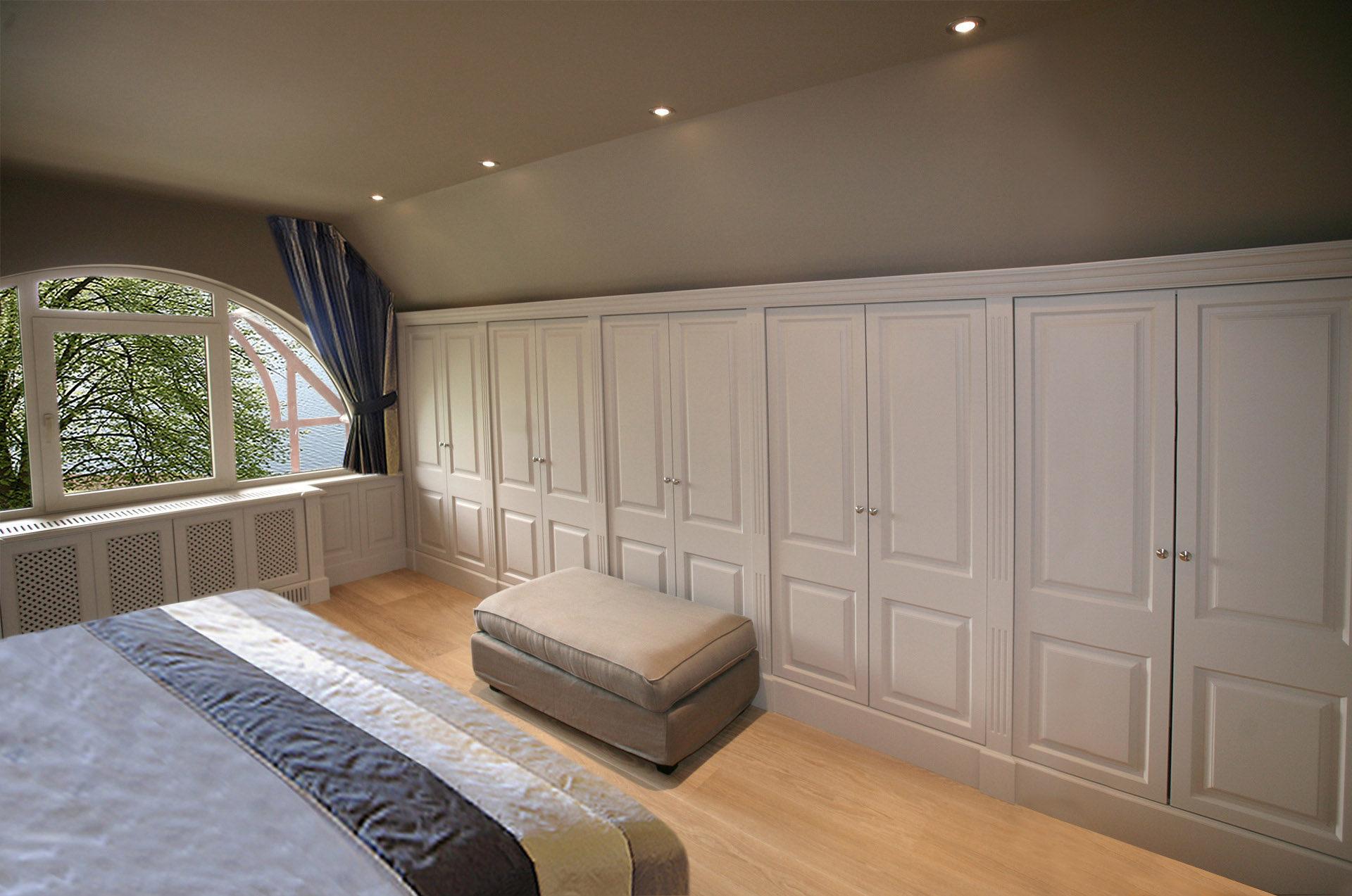armoire sur mesure marcotte style. Black Bedroom Furniture Sets. Home Design Ideas
