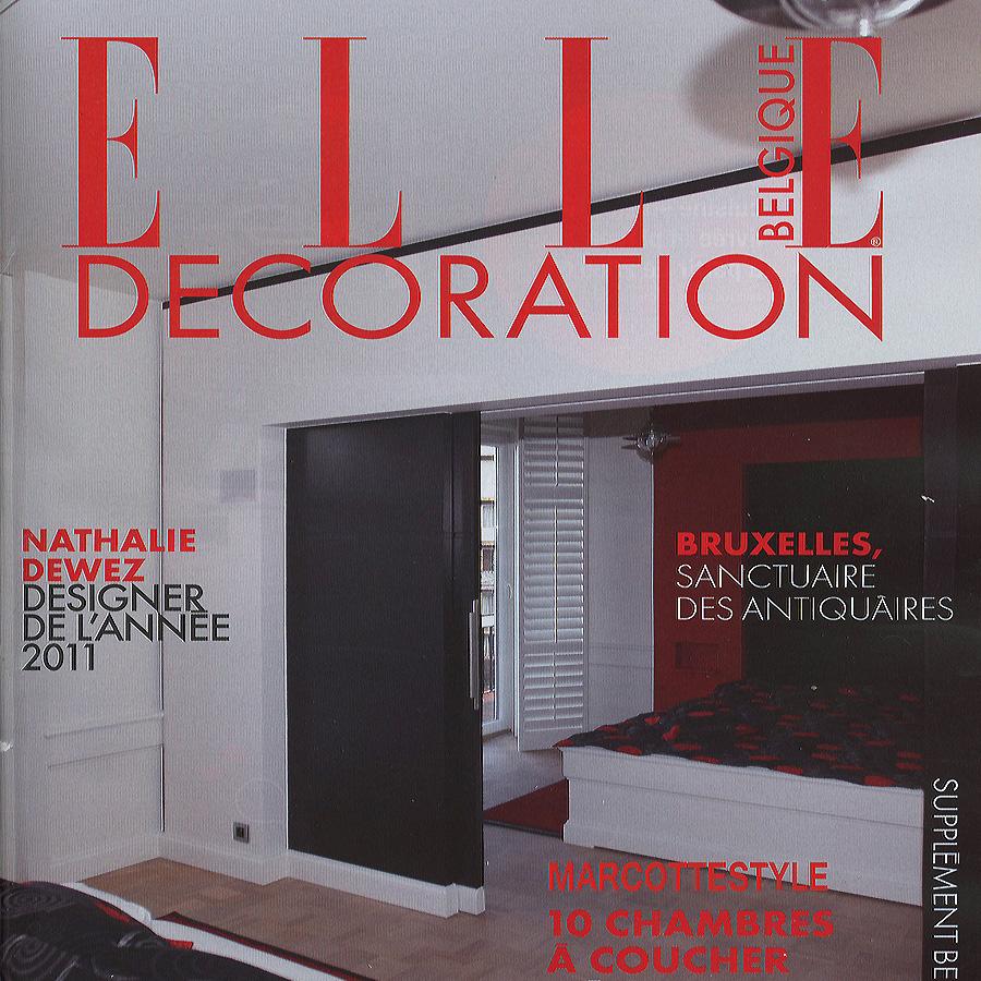 2011 Marcotte Style ELLE decoration av.Louise