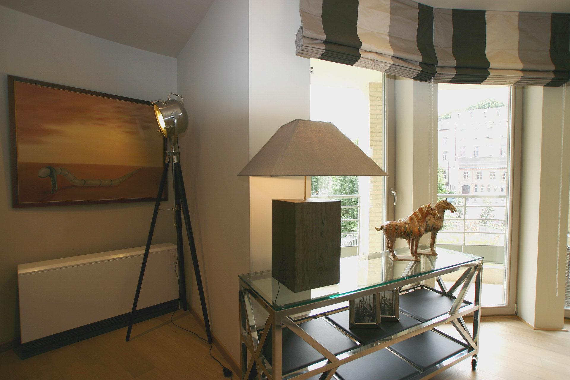 Zeitgemäßes Interieur - Marcotte Style