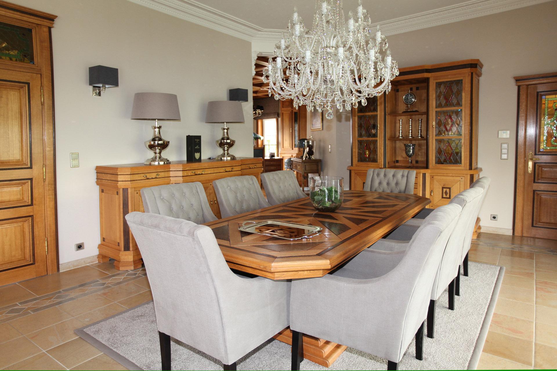 Eetplaats - Marcotte Style