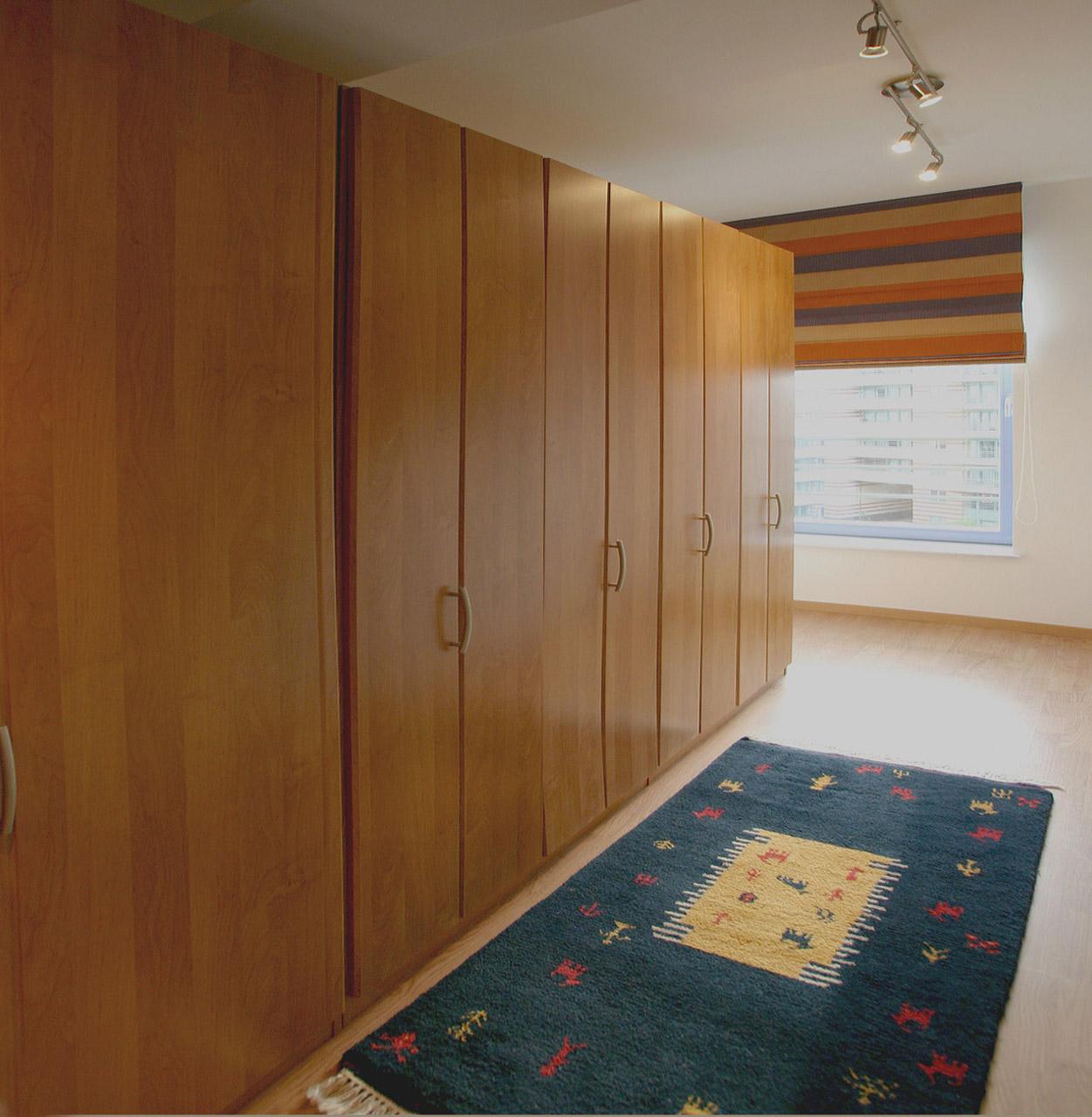 Klein appartement Brussel - Marcotte Style