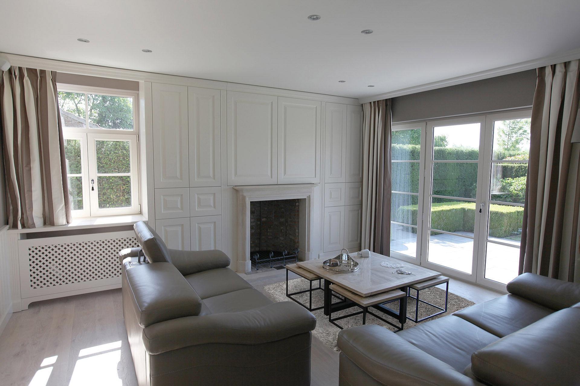Villa à knokke marcotte style