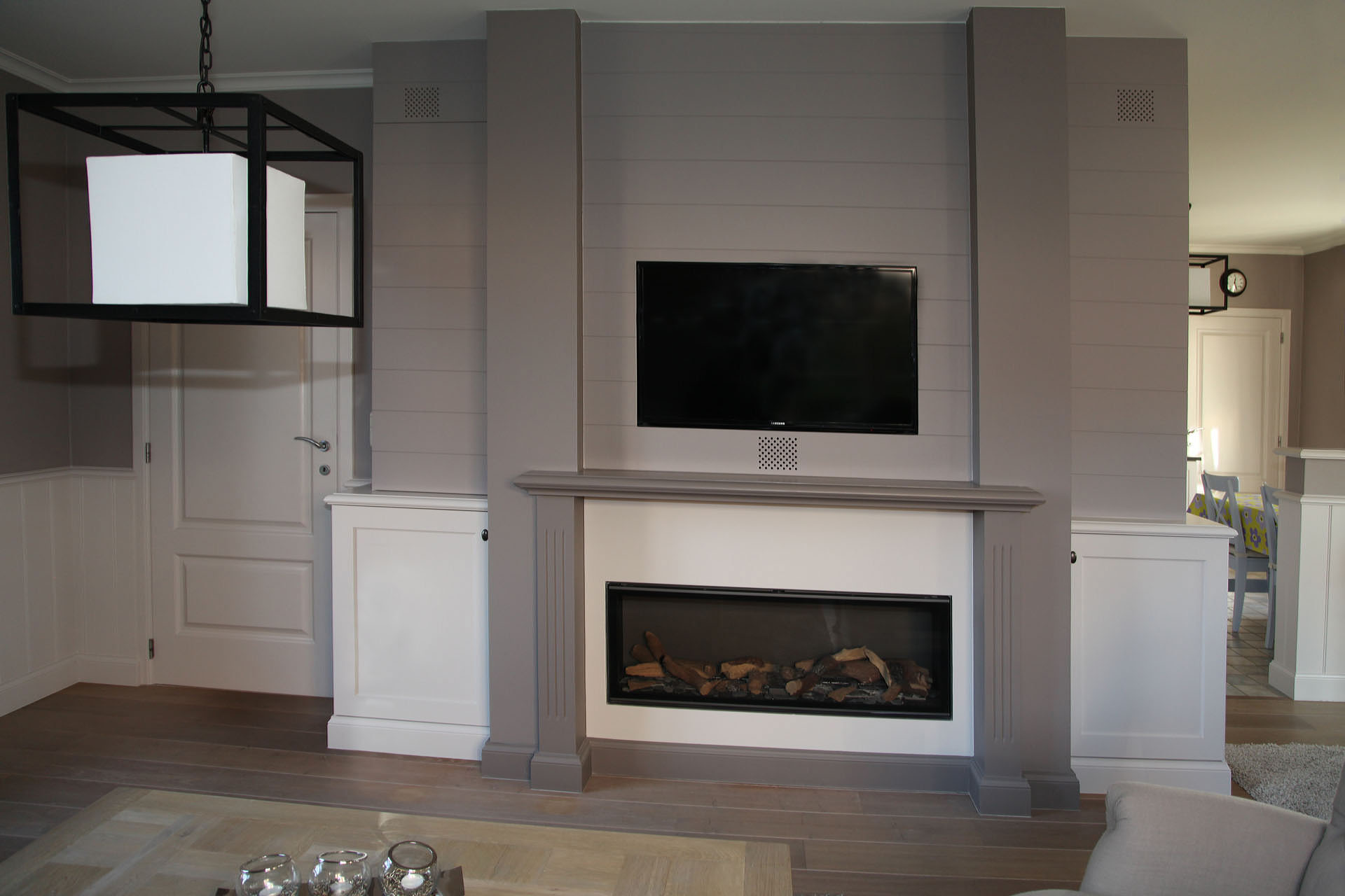 Interior projects - Marcotte Style