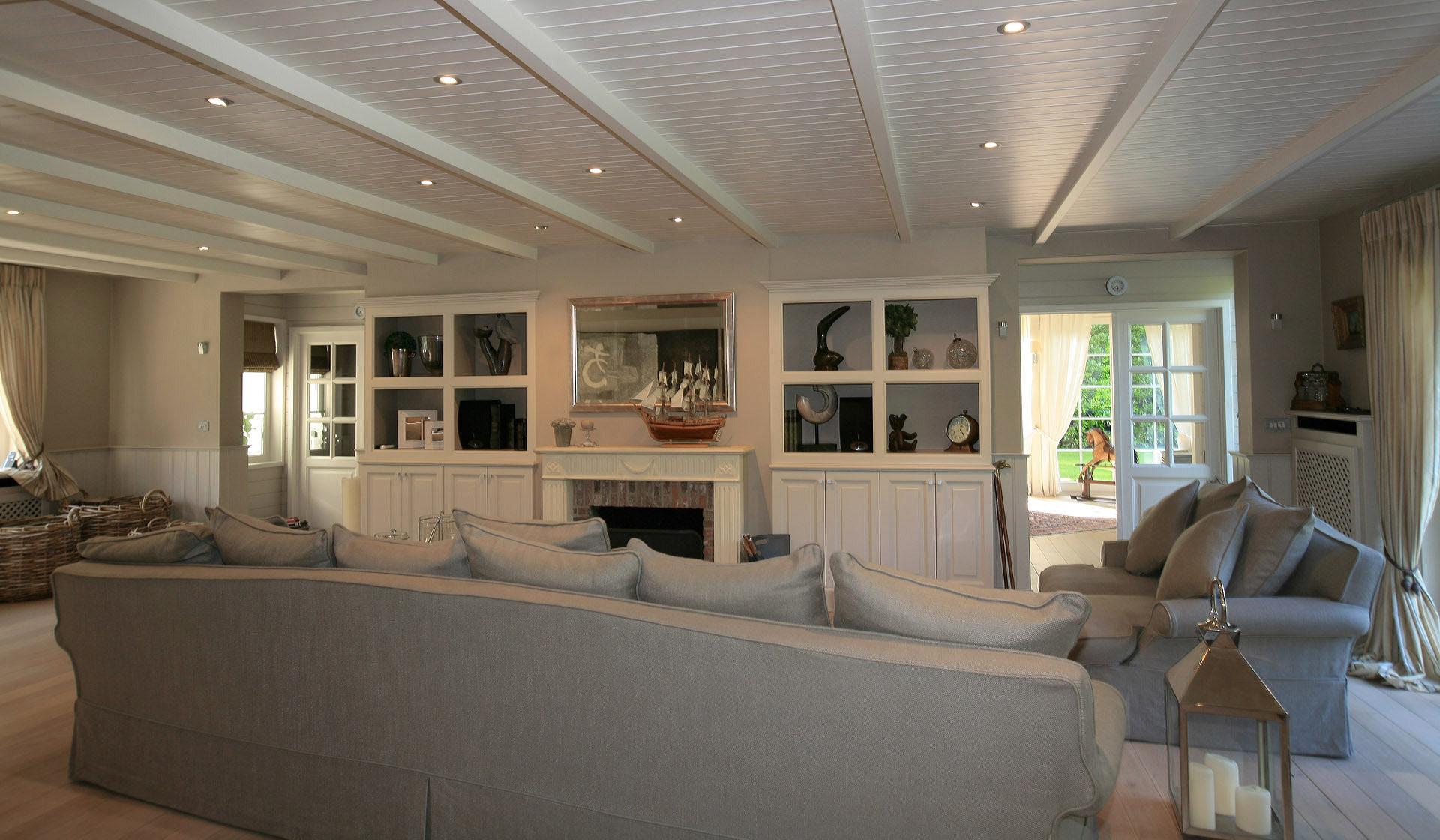 Landelijke woonkamers - Marcotte Style