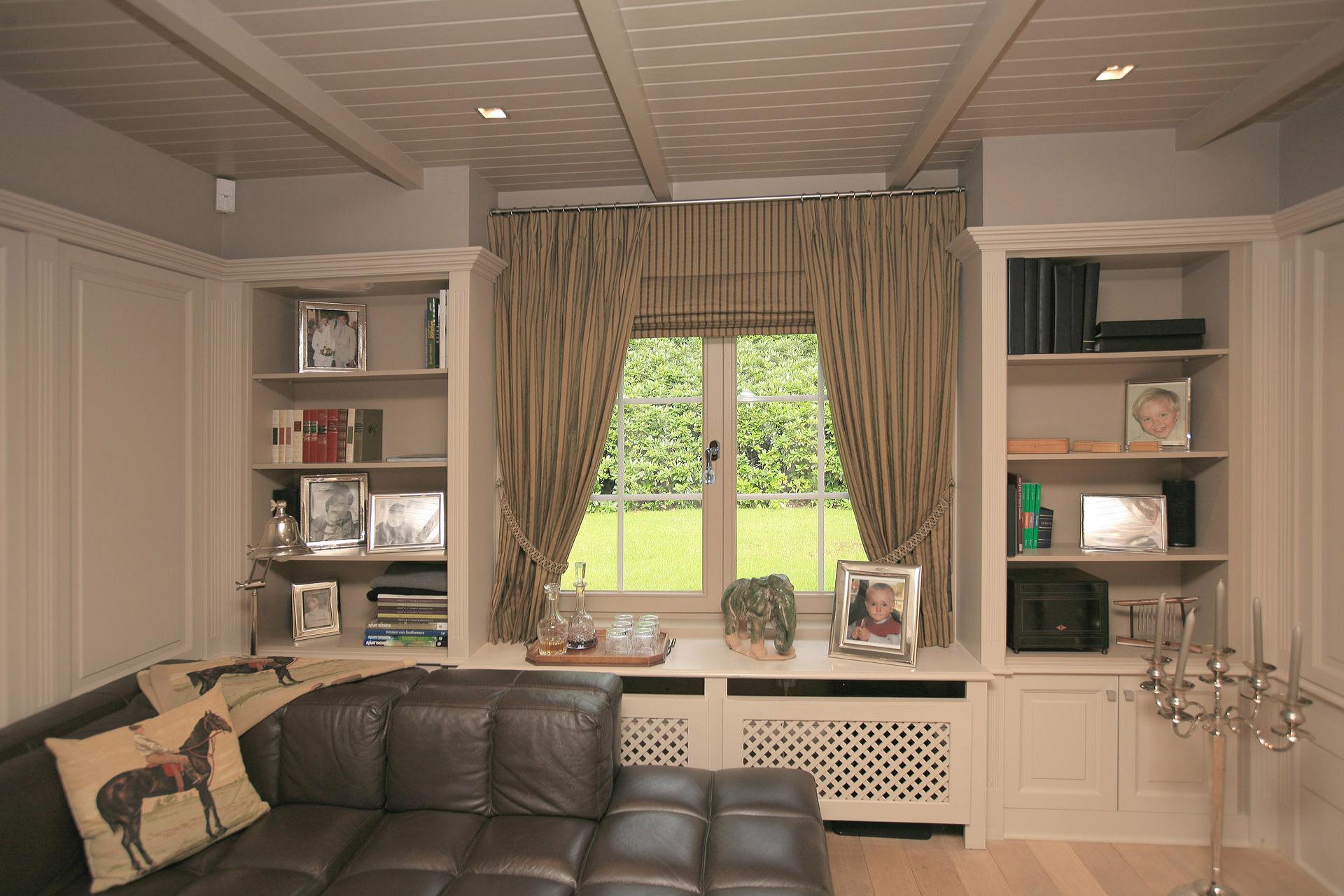 Villa landelijke stijl – Antwerpen - Marcotte Style