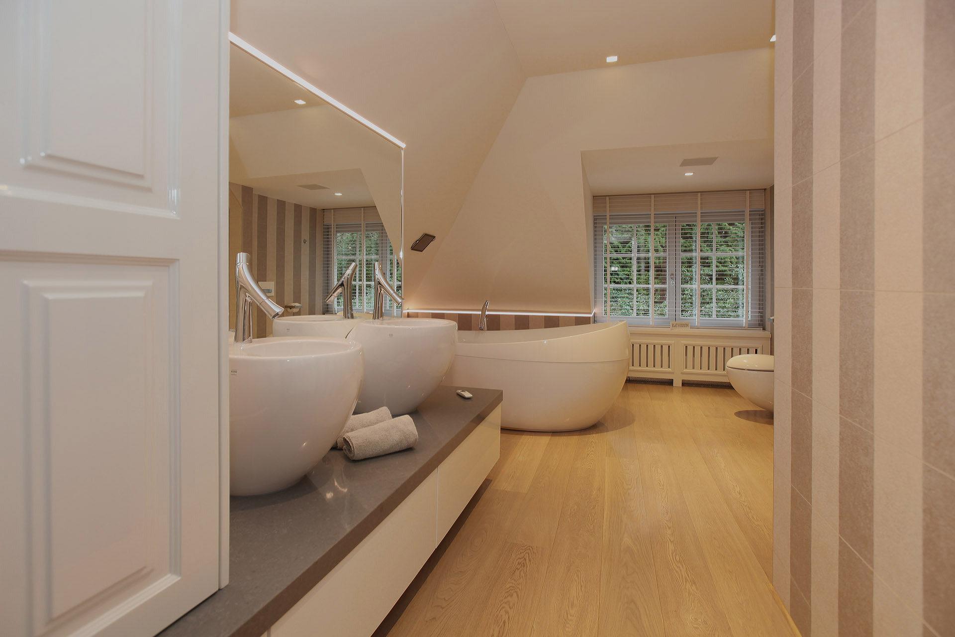 Modern interior marcotte style