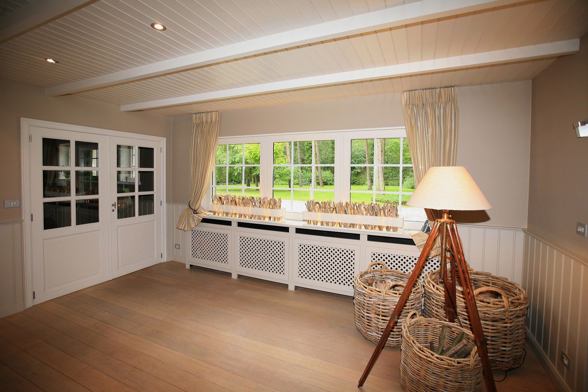Antwerp villa country style - Marcotte Style