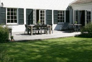 Landelijke villa Schoten - Marcotte Style