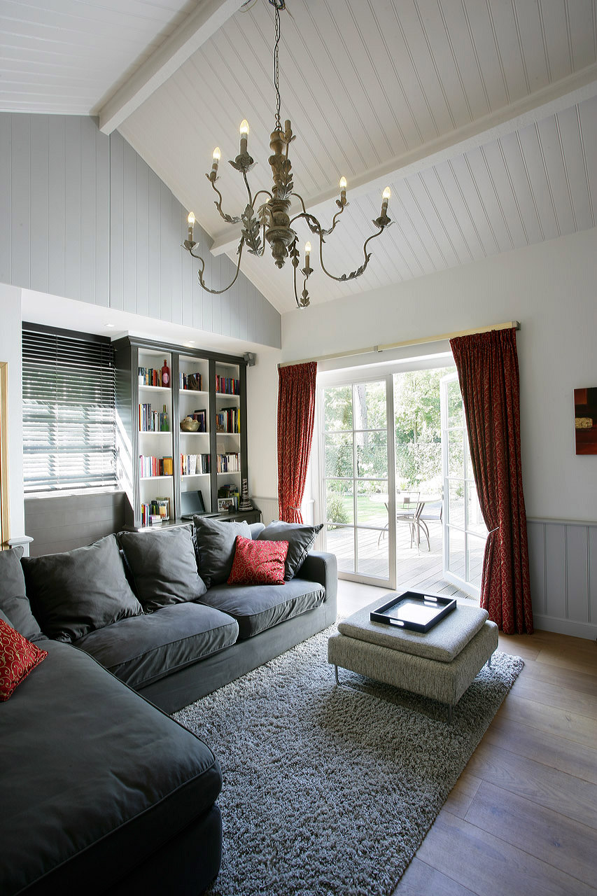 Cottage Interior - Marcotte Style