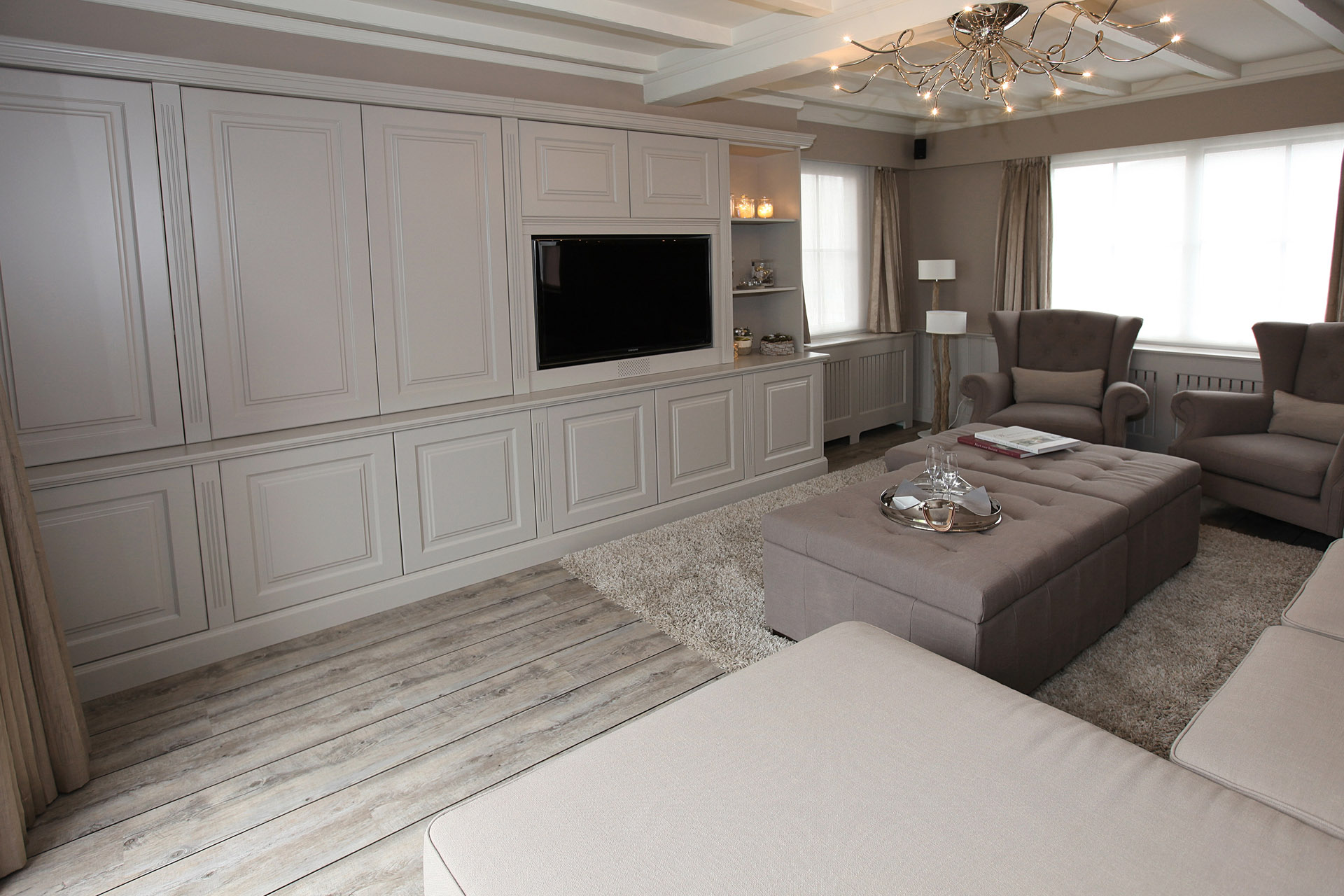 Binnenhuisarchitect - Marcotte Style