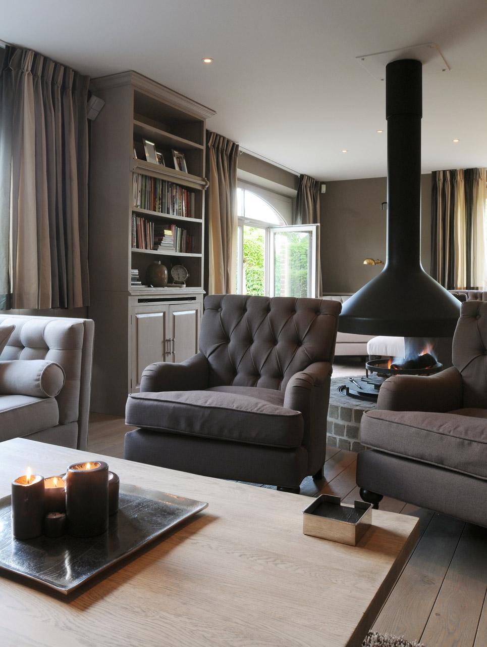 Landhuis bij Leuven - Marcotte Style