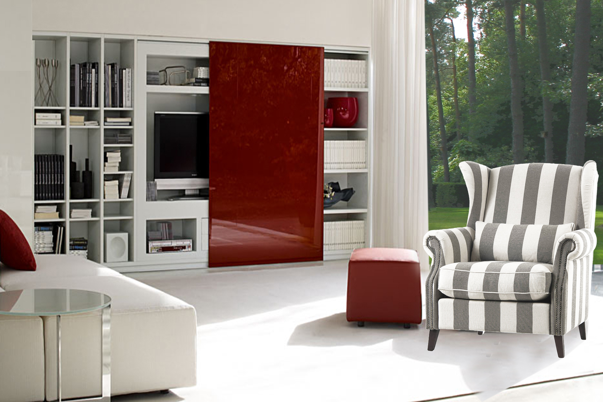 Interieur modern - Marcotte Style