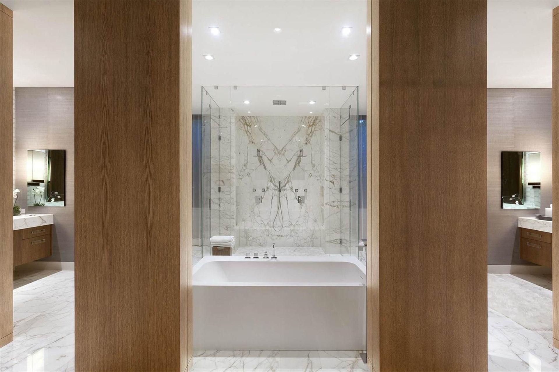 Badkamers op maat - Marcotte Style