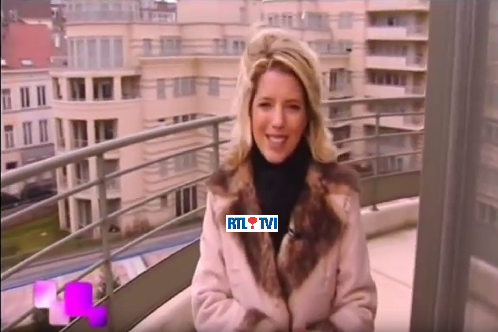 Tv report 2005 of a 360° penthouse