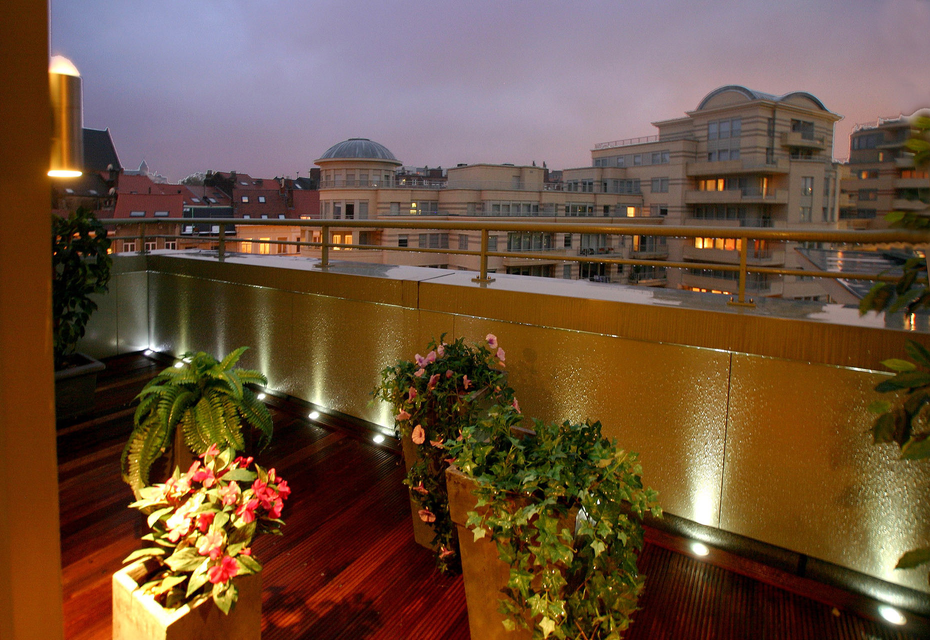 Penthouse in Brüssel neben EU Parlement - Marcotte Style