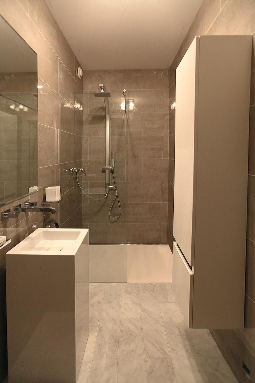 Bespoke bathroom - Marcotte Style