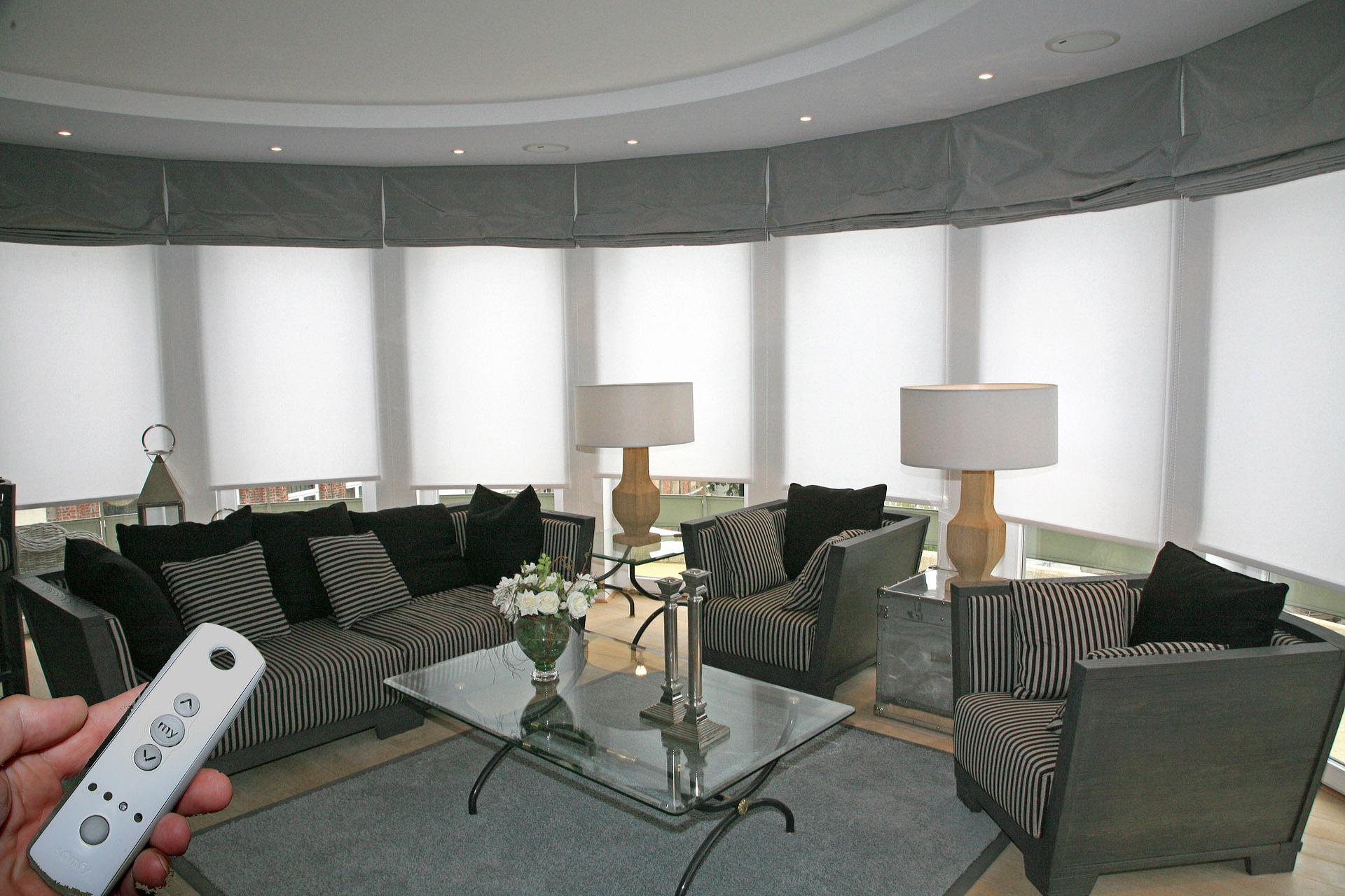 Penthouse Brussel naast EEG parlement - Marcotte Style