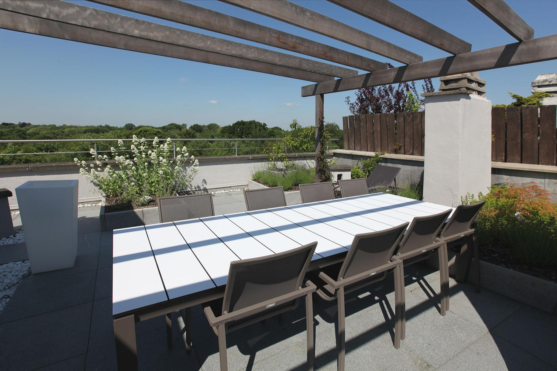 Meubles de jardin outdoor - Marcotte Style