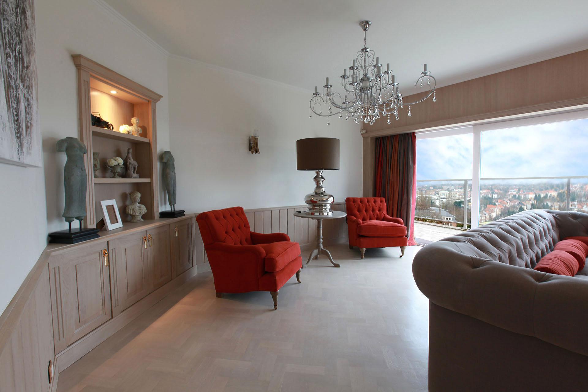 Appartementen inrichting - Marcotte Style