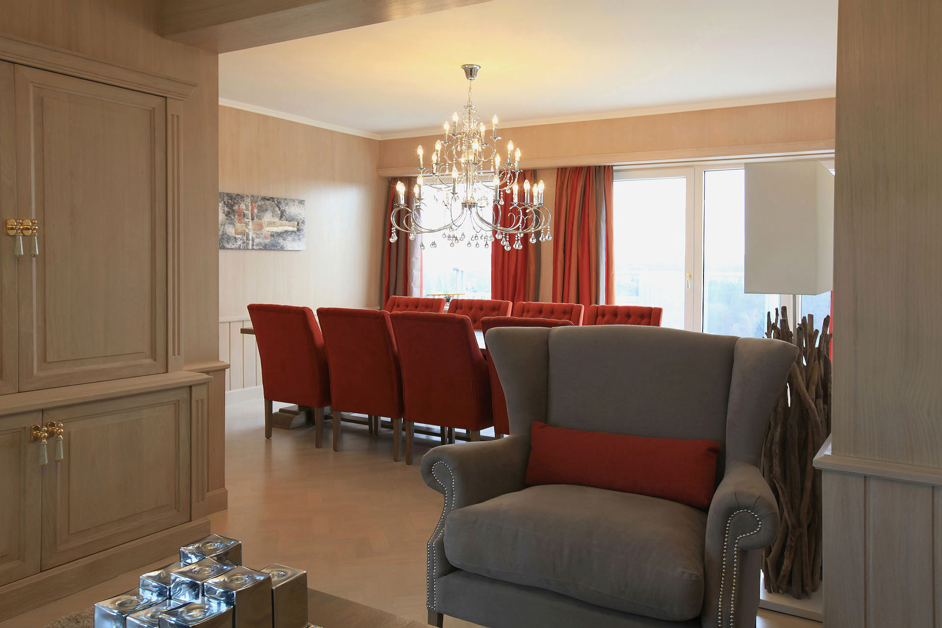 Penthouse strak landelijke stijl - Marcotte Style