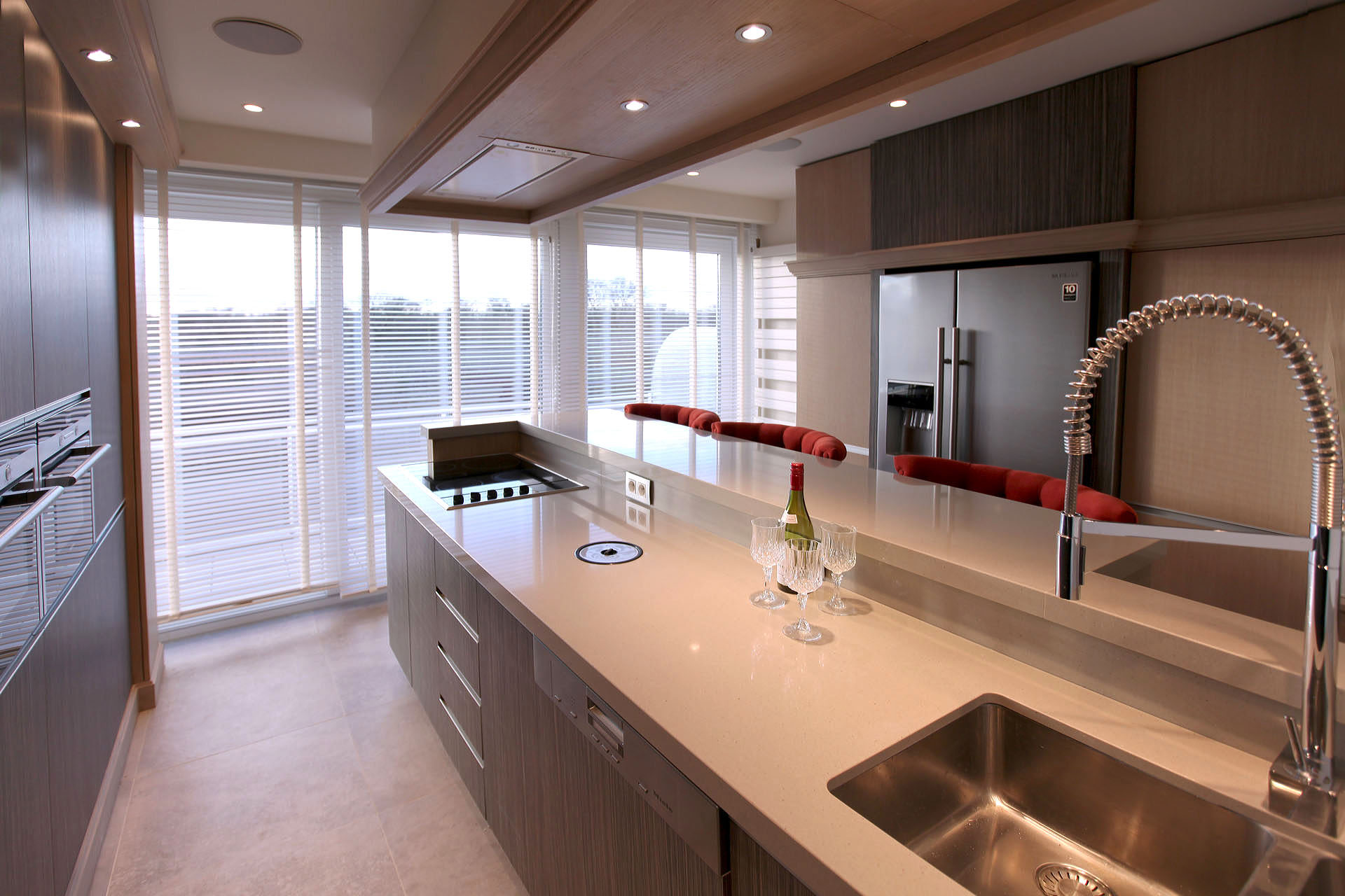 Contemporary Interior - Marcotte Style
