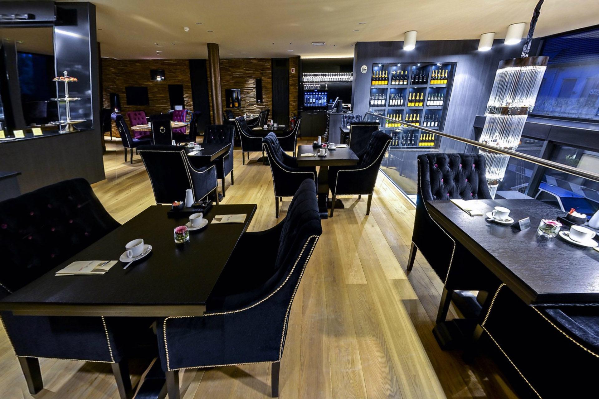 Restaurant Interieur Design.Amenagement De Restaurant Marcotte Style