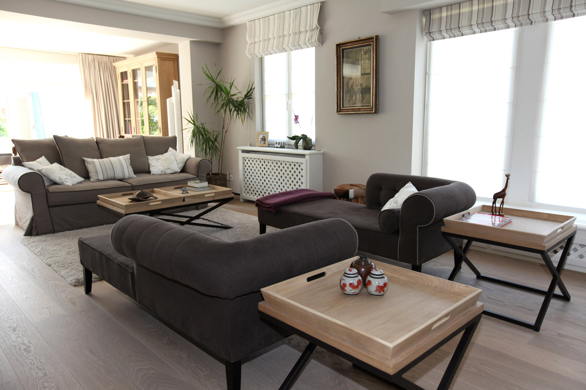 Landelijke villa Woluwe - Marcotte Style