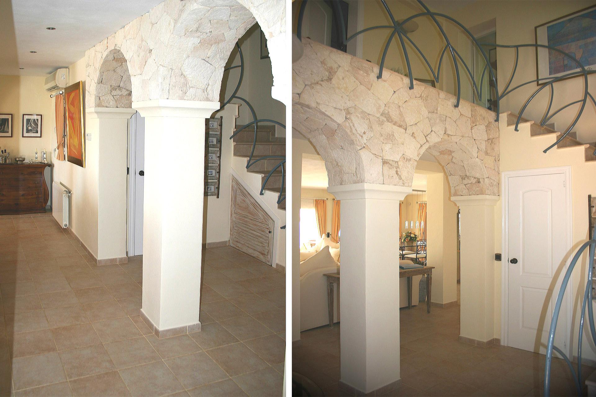 Villa zuiderse stijl - Marcotte Style
