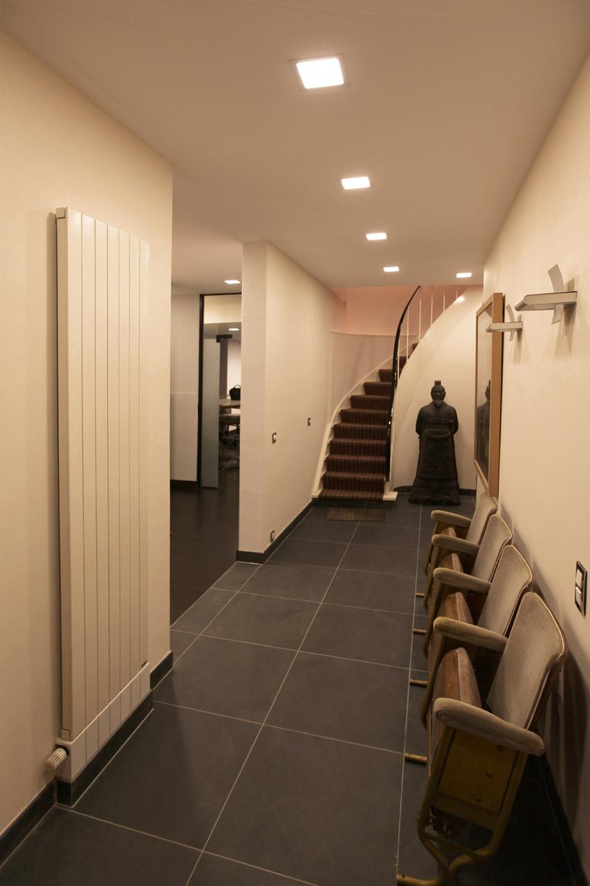 Dokterspraktijk binnenhuisinrichting - Marcotte Style