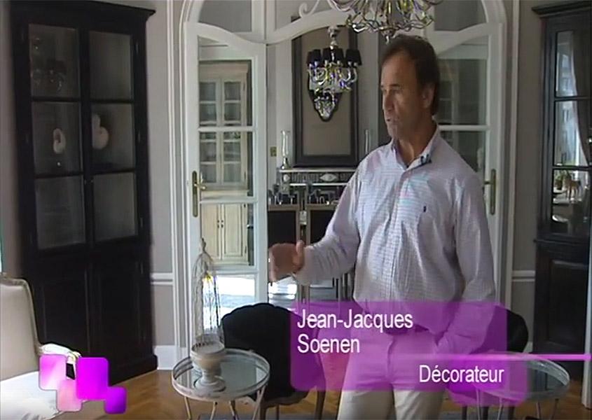 TV report 2010 Ambassador house