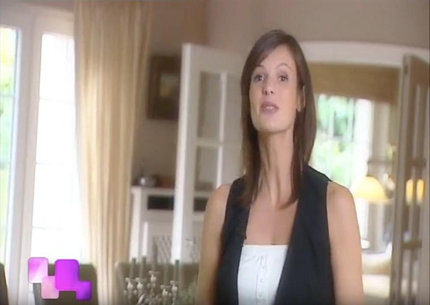 TV reportage 2005 Villa in Antwerpen