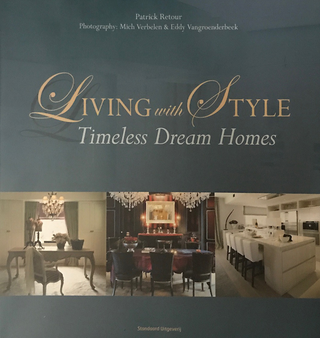 Living with style – Patrick Retour – Av.Louise-2011