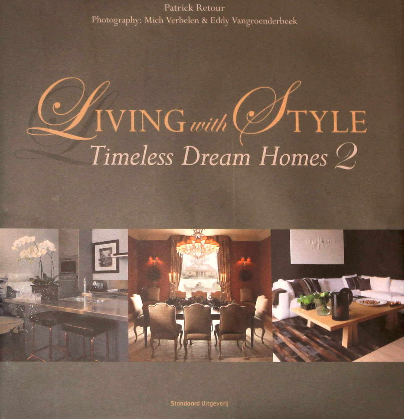 Living with style – Embassy interior –
