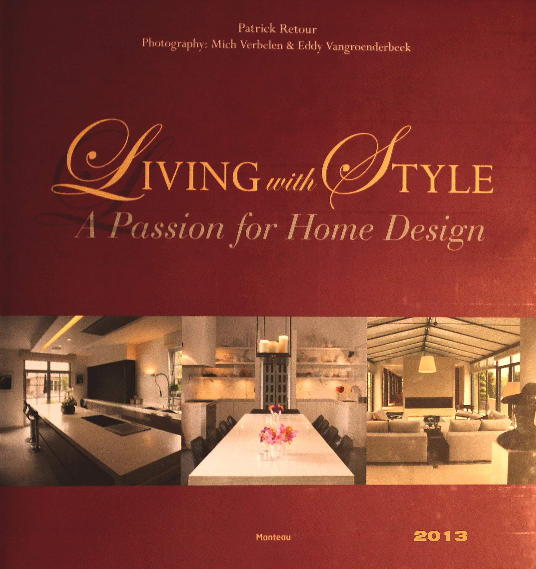 Living with style-villa in Leuven-2013