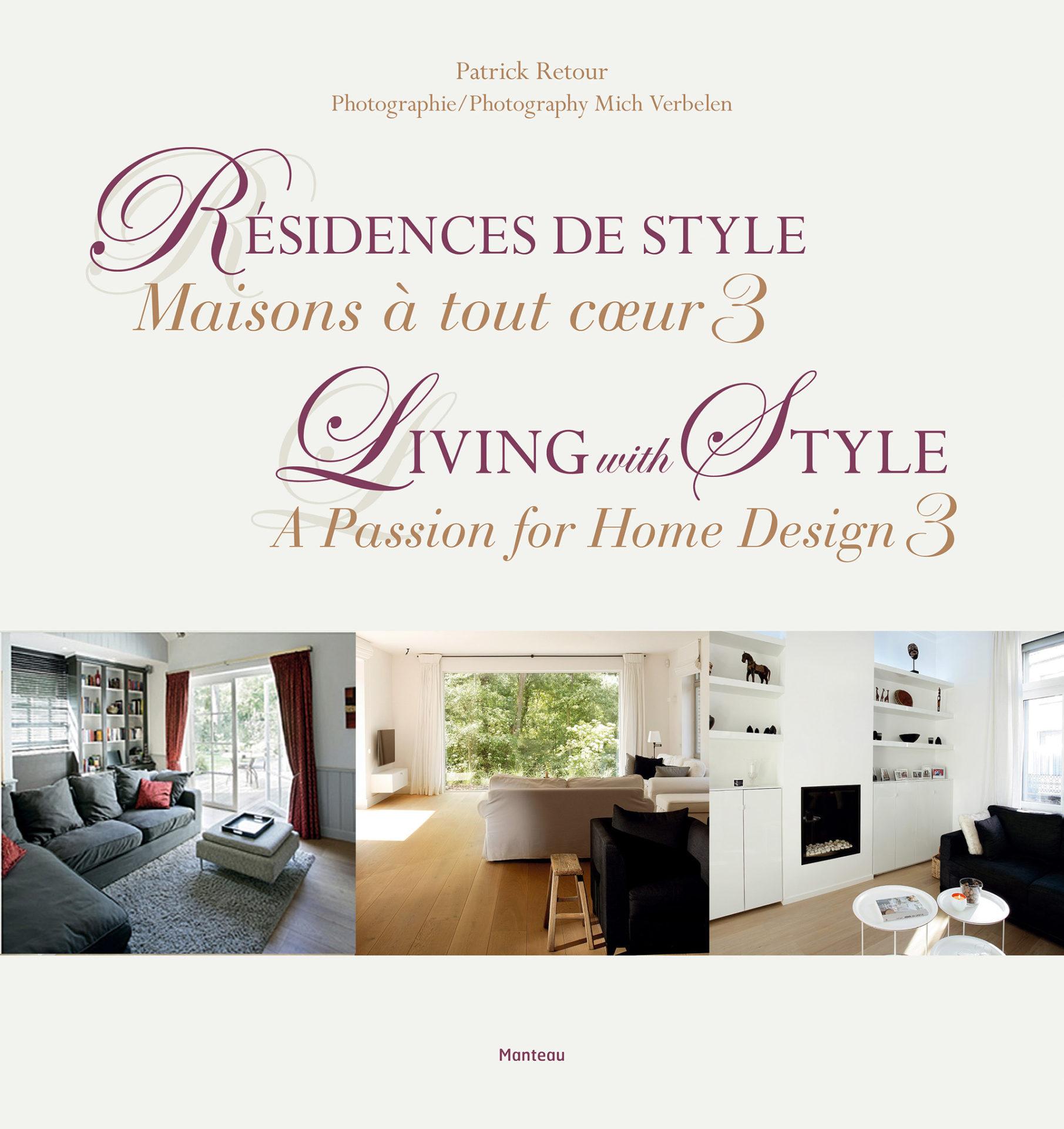 Living with style-villa in Schoten- 2016