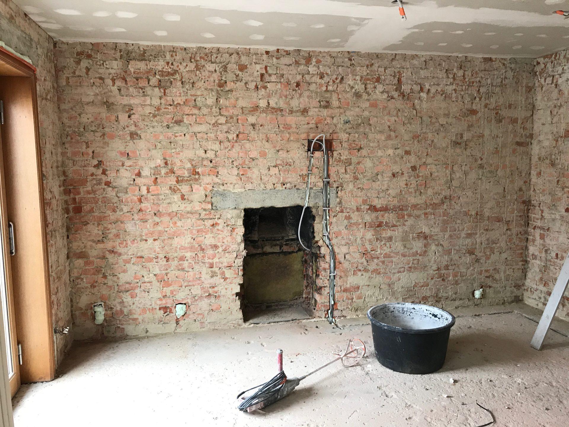 Rénovation complète à Temse - Marcotte Style