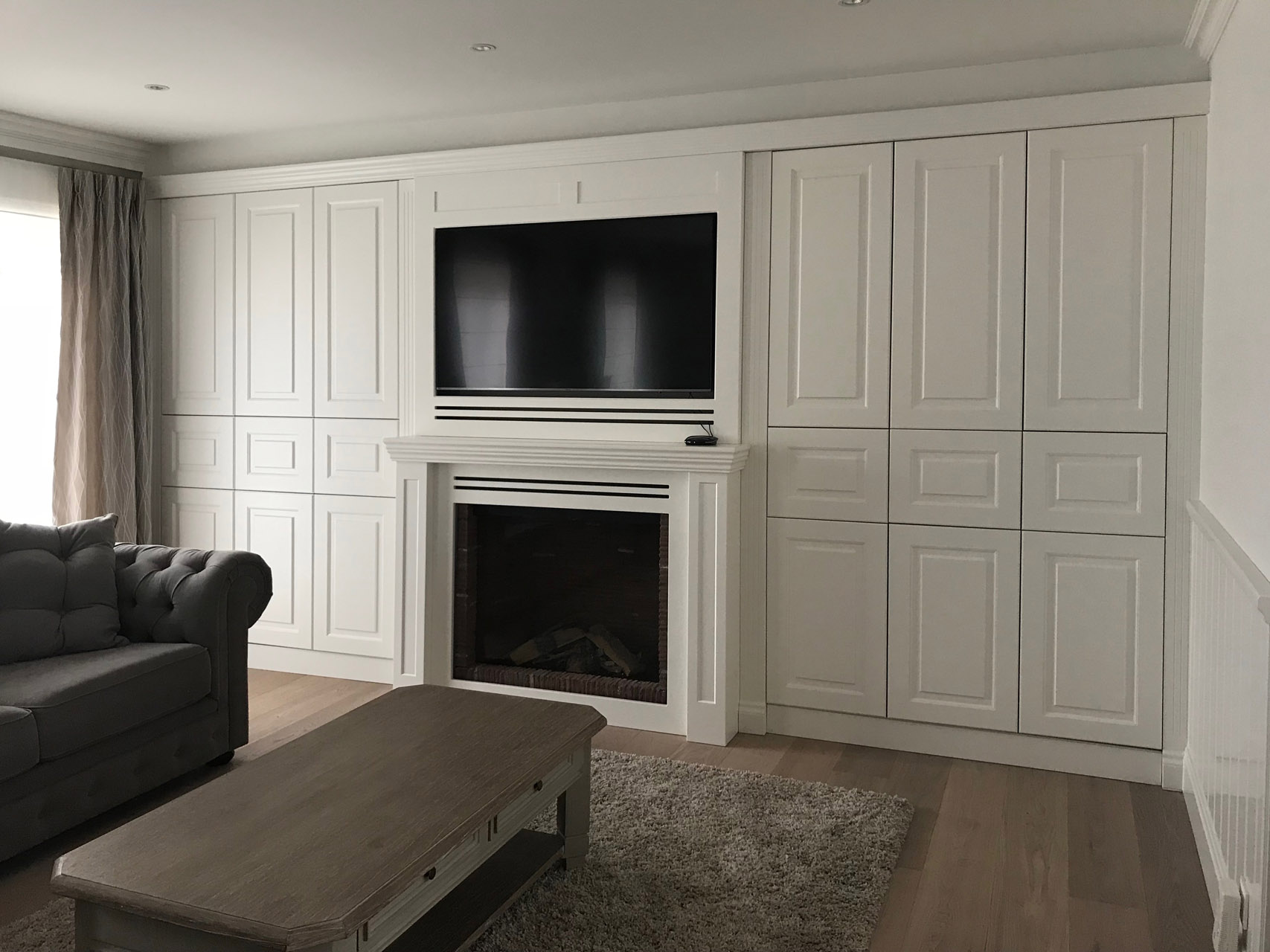 Complete renovation in Temse - Marcotte Style